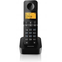 фото Радиотелефон Philips D2101B/51