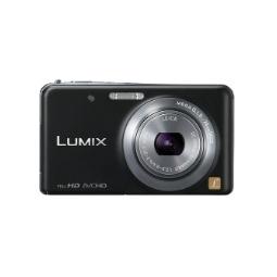 фото Фотокамера цифровая Panasonic DMC-FX80EE-K