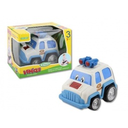 фото Машинка игрушечная Bairun «Спасатель»