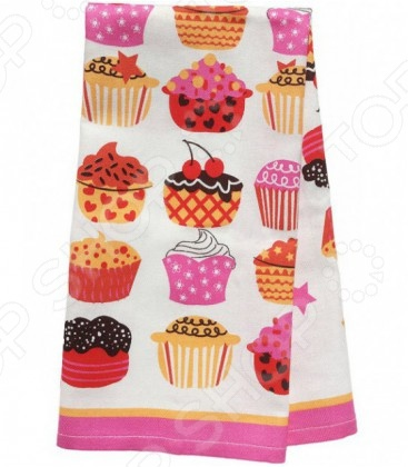 Полотенце BONITA «Лакомка» полотенце quelle quelle 577898