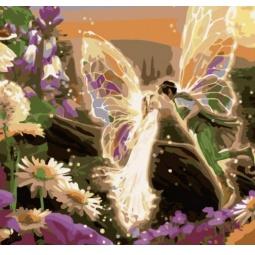 фото Набор для живописи Белоснежка «Сказочный поцелуй»