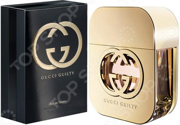 Туалетная вода для женщин Gucci Guilty Eau Woman, 75 мл