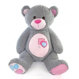 фото Мягкая игрушка Fluffy Family «Мишка Тошка». Высота куклы: 80 см