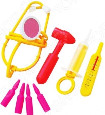 Игровой набор для девочки «Маленькая медсестра»