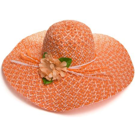 Купить Шляпа Tornado «Чудесный отпуск». Цвет: оранжевый