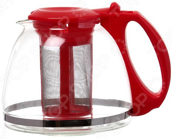 Чайник заварочный Agness с фильтром