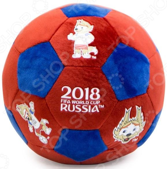 Мягкая игрушка FIFA 2018 «Мяч» fifa 2014 как игрока