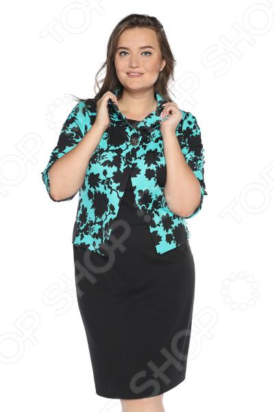Платье VEAS «Сладкое свидание». Цвет: голубой платье imogen цвет голубой