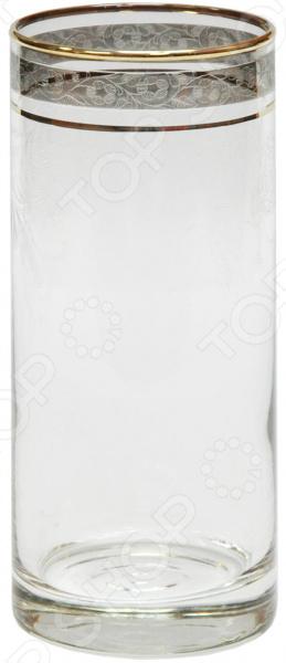 Набор стаканов Гусь Хрустальный «Нежность» набор бокалов для бренди гусь хрустальный нежность 410 мл 6 шт
