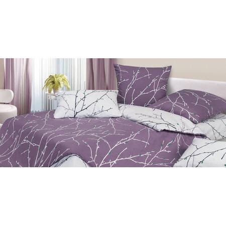 Купить Комплект постельного белья Ecotex «Гармоника. Бруно». Семейный