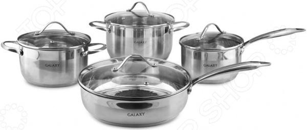 Набор посуды для готовки Galaxy «Семейный»