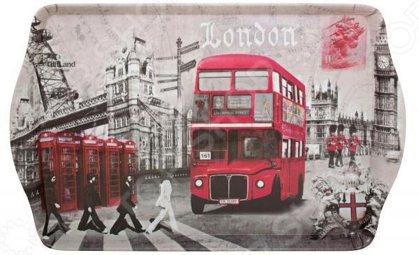 Поднос сервировочный Gift'n'home London Crossroads Gift'n'home - артикул: 1754253