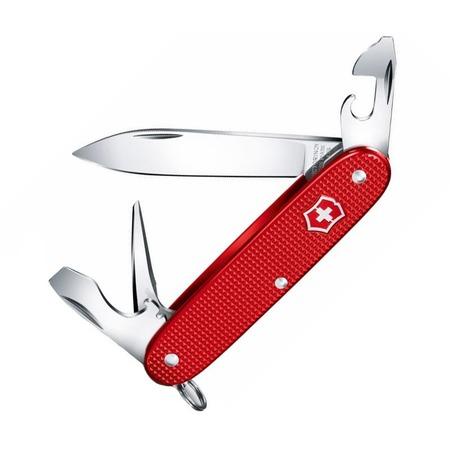 Купить Нож перочинный Victorinox Alox Pioneer 0.8201.L18