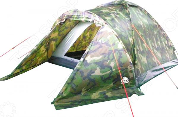 Палатка Trek Planet Forester 4 палатка 2 м trek planet forester 2