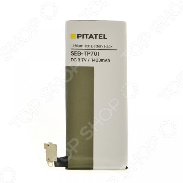 Аккумулятор для телефона Pitatel SEB-TP701 аккумулятор для телефона pitatel seb tp200