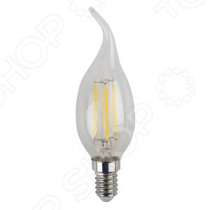 Лампа светодиодная Эра BXS-5W-840-E14 лампа светодиодная эра led smd bxs 7w 840 e14 clear