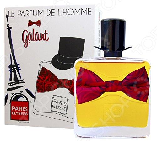 Туалетная вода для мужчин Paris Elysees Le Parfum De L'Homme Galant, 100 мл