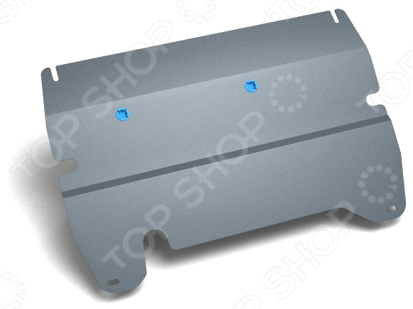 Комплект: защита картера и крепеж Novline-Autofamily Hyundai ix55 2008: 3,8 бензин АКПП