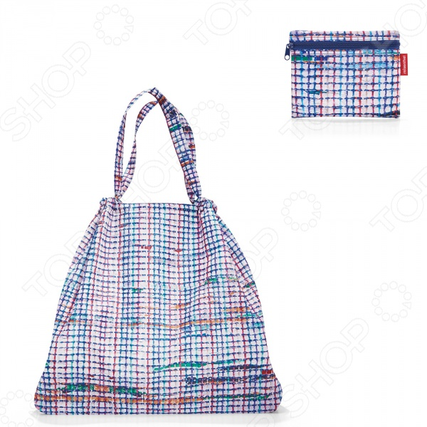 Сумка складная Reisenthel Mini Maxi Loftbag Structure сумка складная reisenthel mini maxi travelshopper