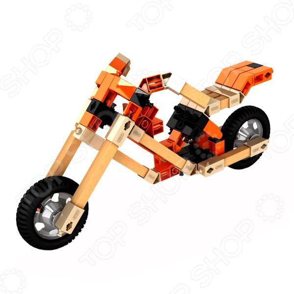 Конструктор-игрушка Engino Eco Builds «Мотоциклы»