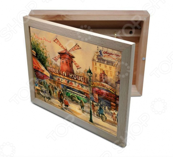 Ключница Gift'n'home «Париж! Париж»