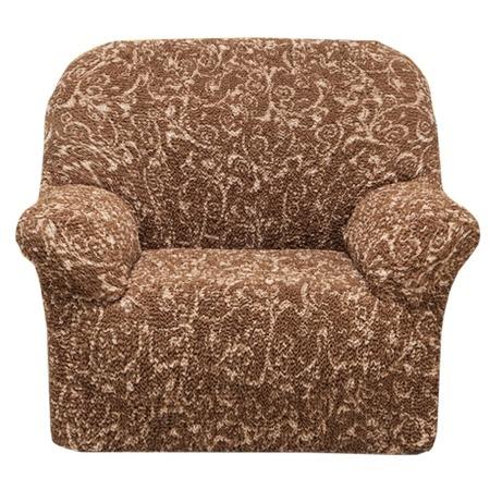 Купить Натяжной чехол на кресло Еврочехол «Виста. Инка»