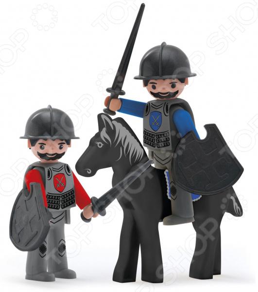 Игровой набор EFKO «Рыцари и конь»