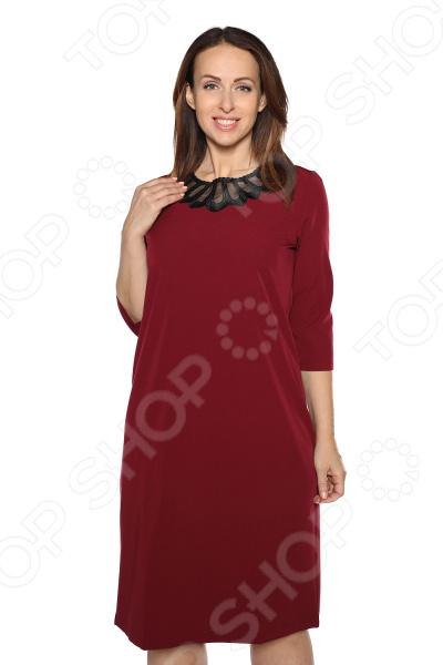 Платье Pretty Woman «Ожерелье королевы». Цвет: бордовый платье pretty woman неповторимая цвет розовый