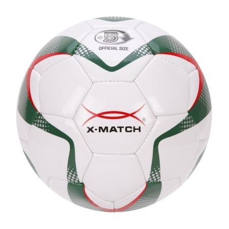 Мяч футбольный X-MATCH 56410. В ассортименте