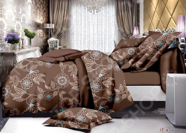Комплект постельного белья Бояртекс «Цветочный сон». 1,5-спальный