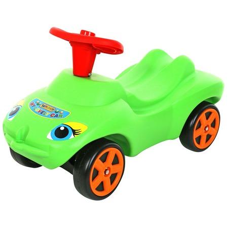 Купить Машина-каталка Wader со звуковым сигналом «Мой любимый автомобиль»