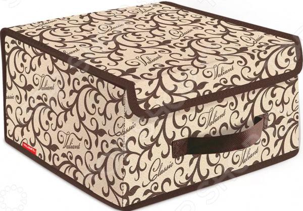 Короб для хранения с крышкой Valiant Classic на каких сайтах можно или продать старинные вещи