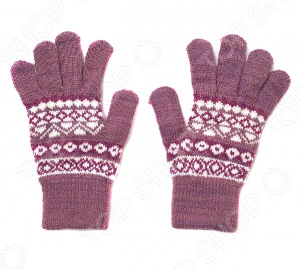 Перчатки Mitya Veselkov «Ромбы»