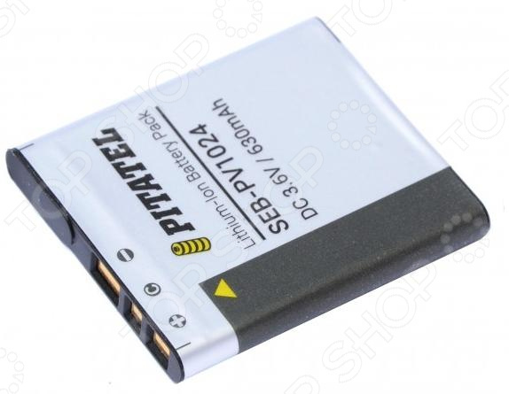 Аккумулятор для камеры Pitatel SEB-PV1024 when things go wrong