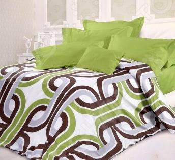 Комплект постельного белья Унисон «Антуан»