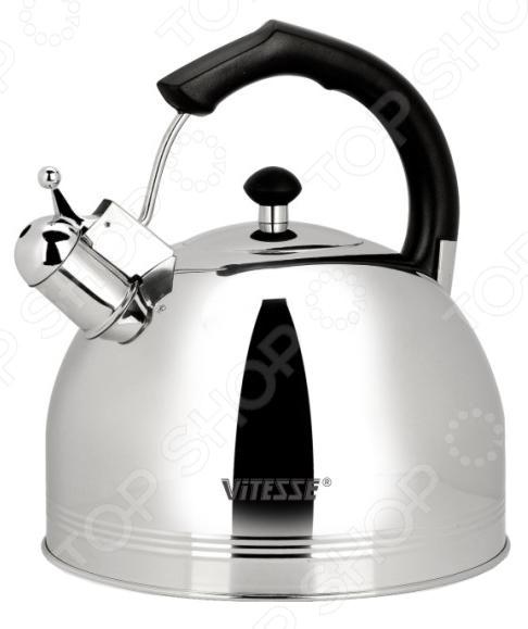 Чайник со свистком Vitesse Classiс VS-7805 цены онлайн