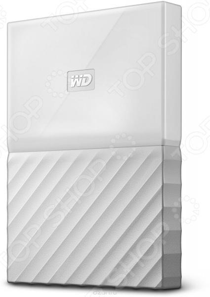 Внешний жесткий диск Western Digital WDBLHR0020BWT-EEUE