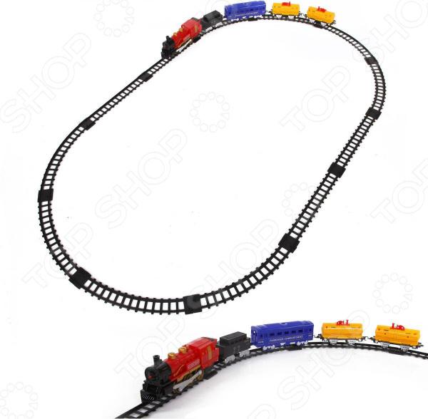 Zakazat.ru: Набор железной дороги игрушечный Yako 1724259. В ассортименте