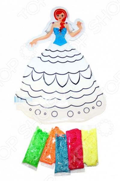 Раскраска надувная Bradex «Принцесса Лиза» Раскраска надувная Bradex «Принцесса Лиза» /