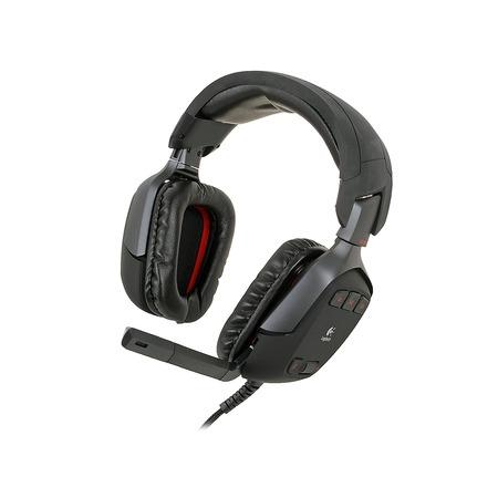 Купить Гарнитура Logitech Gaming Headset PC G35