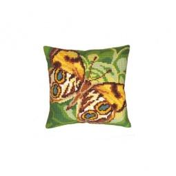 Набор для вышивания подушки Collection D'art 5078