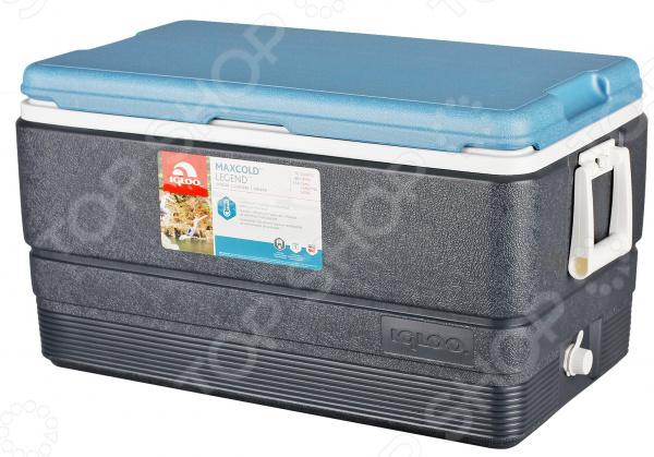 Контейнер изотермический Igloo MaxCold Legend 70 сумка изотермический контейнер igloo maxcold backpack 16can 162724
