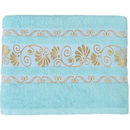 Купить Полотенце банное BONITA «Голубое сияние»