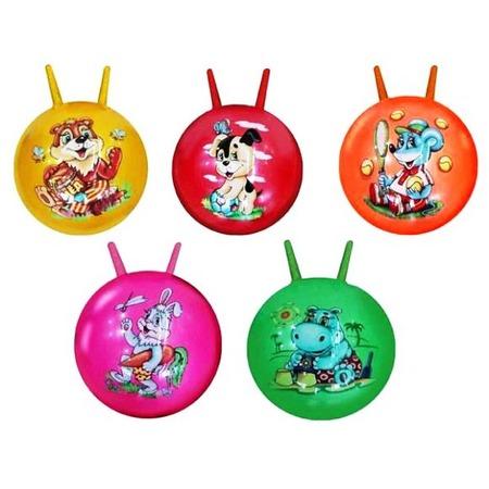 Купить Мяч гимнастический Shantou Gepai 63741. В ассортименте