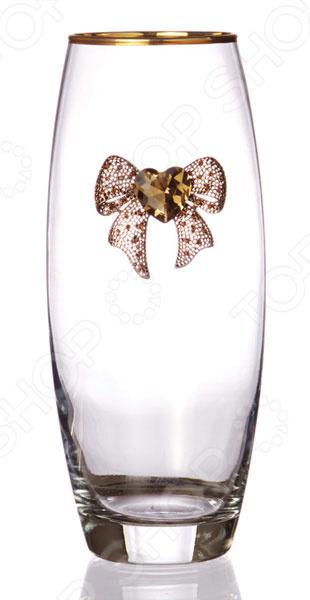 Ваза декоративная 802-138402 ваза настольная арти м 26 см флора 802 138305