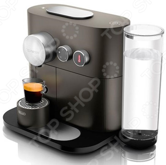 Кофемашина DeLonghi EN 350 G кофеварка delonghi en 500 коричневый