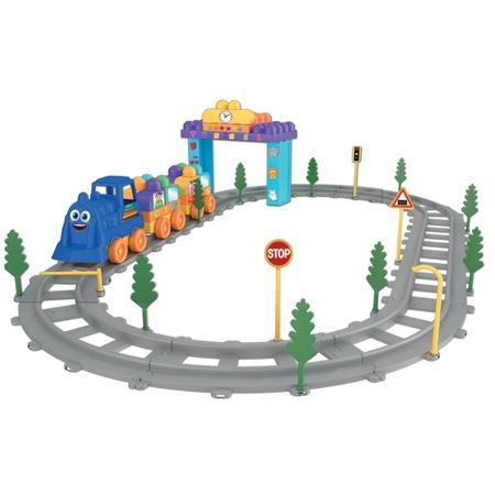 Купить Конструктор игровой Terides Magic Blocks «Поезд»