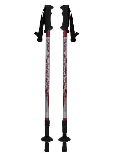 Палки для скандинавской ходьбы телескопические Larsen Adventure