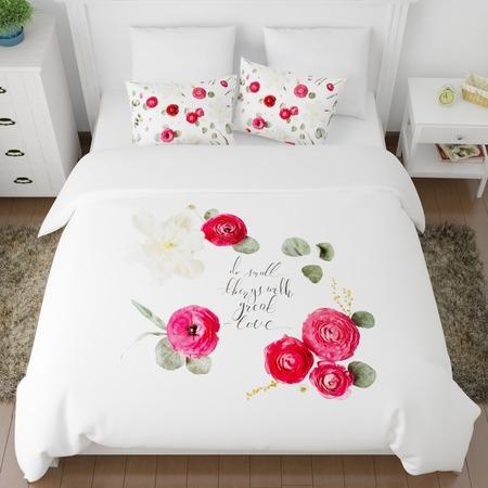 Купить Комплект постельного белья Сирень «Веросса»