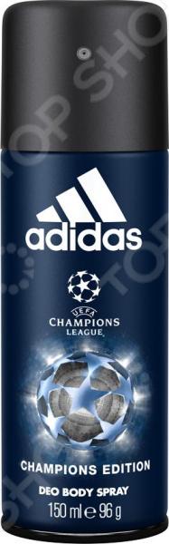Дезодорант мужской Adidas UEFA 4 Champions Edition